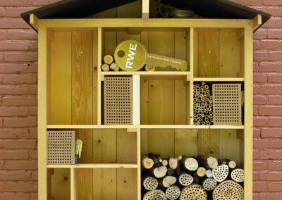 RWE AvO Insektenhotel
